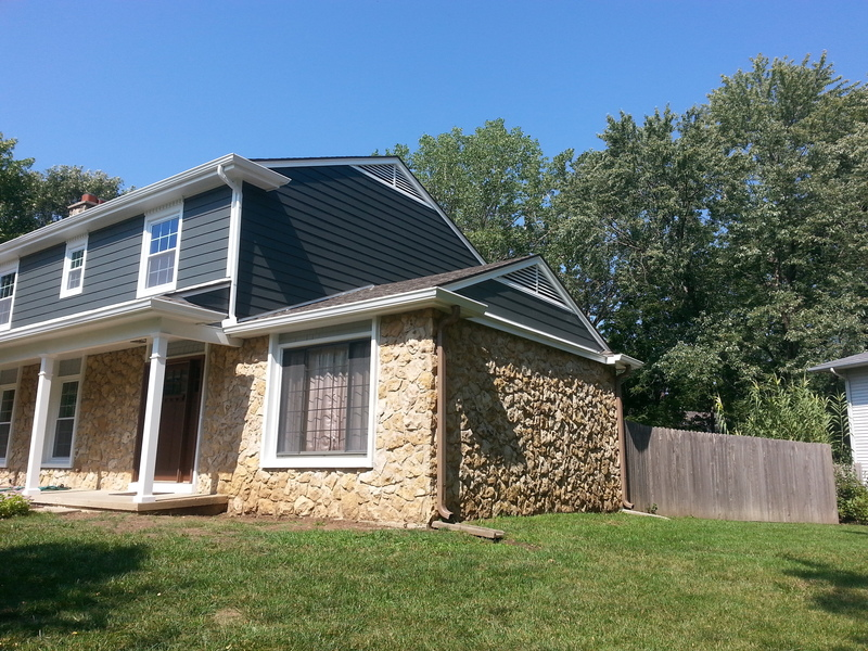 Certified LP Smart Side Siding Installers of KC, Lawrence
