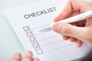 Create a Home Renovations Checklist before meeting a Contractor!